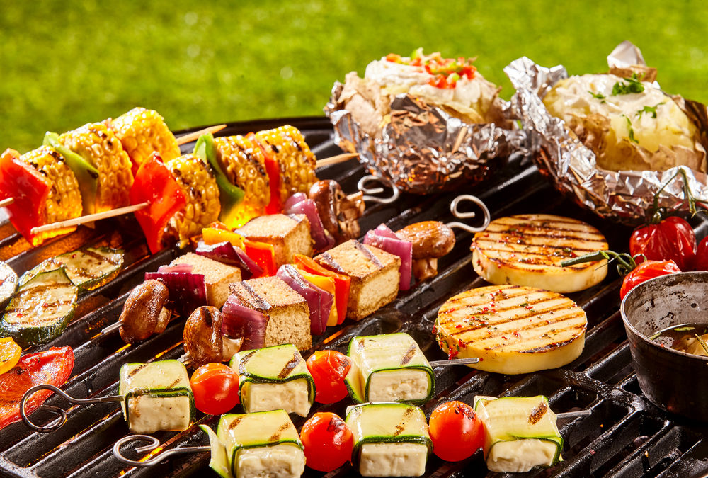 Barbecuing for Vegetarians
