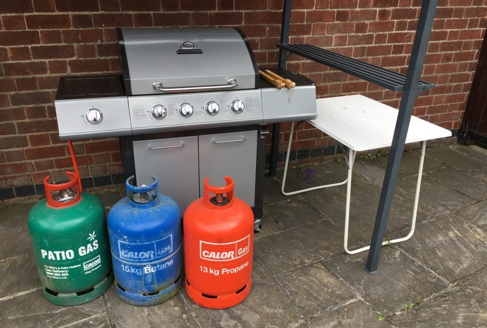 The Difference Between Gases used for Barbecues